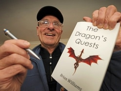 Ex-soldier and fireman from Wolverhampton pens children's book on dragons