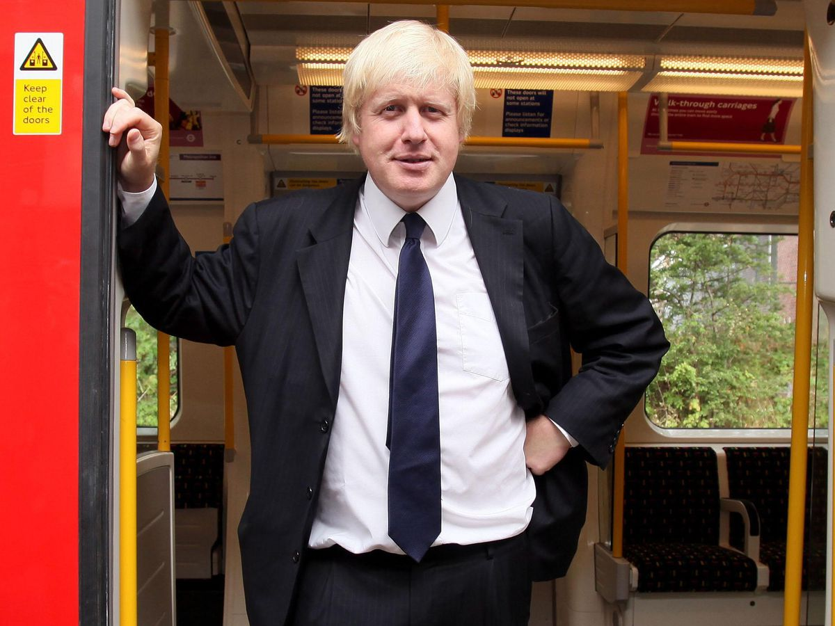 Boris Johnson has a major soft spot for an infrastructure project