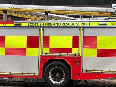 'Animals safe' after fire breaks out at Fife Zoo