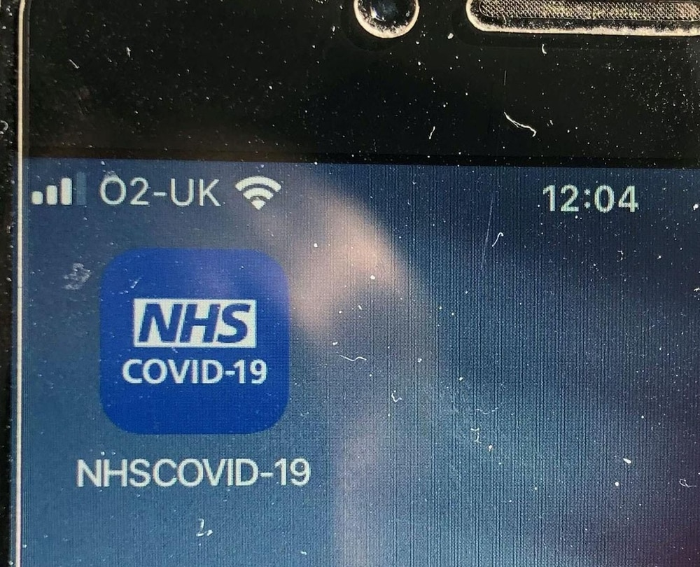 The UK's NHS COVID-19 contact tracing app officially goes live
