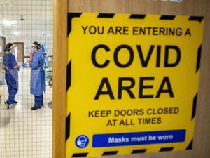 Coronavirus ward