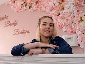Stacey Wainwright, owner of Creative Beauty Boutique in Wolverhampton, is looking forward to seeing her clients again