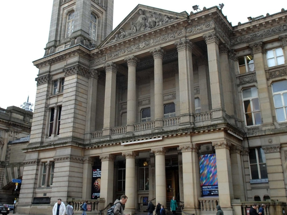 Birmingham Museum and Art Gallery launches programme aimed at exploring faith
