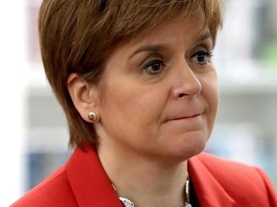 Sturgeon brands Brexit vote delay 'political cowardice'