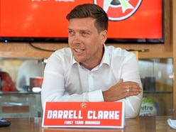 Contract talks on the agenda for Walsall boss Darrell Clarke