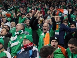 Two Ireland fans pretended they were in a Martin Laursen fan club to get into the Denmark game