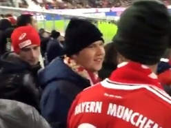 Bayern Munich fans left stunned at 'Wolves ay we' chant