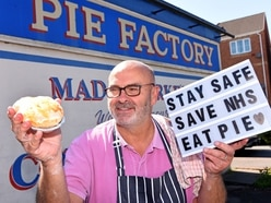 Mad O'Rourkes Pie Factory back up and running and ready for business