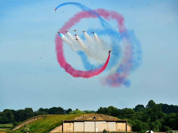 RAF Cosford Air Show 2018 - in pictures and video