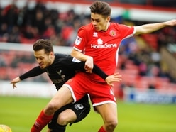 George Dobson looking to string a run together at Walsall