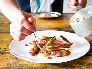 Elite Bistros turns you into a chef at home