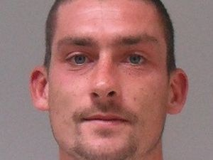 Darren McCarthy is wanted by West Mercia Police