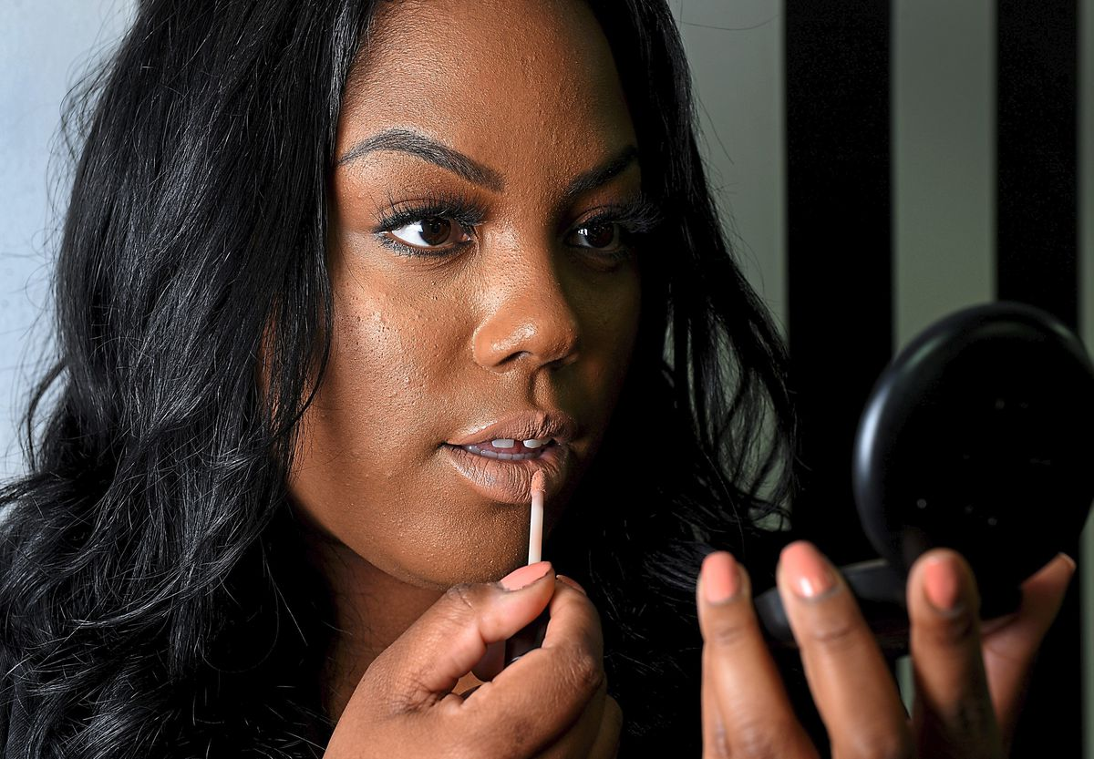 Hannah has built her salon business, Curlita Beauty, from the ground up