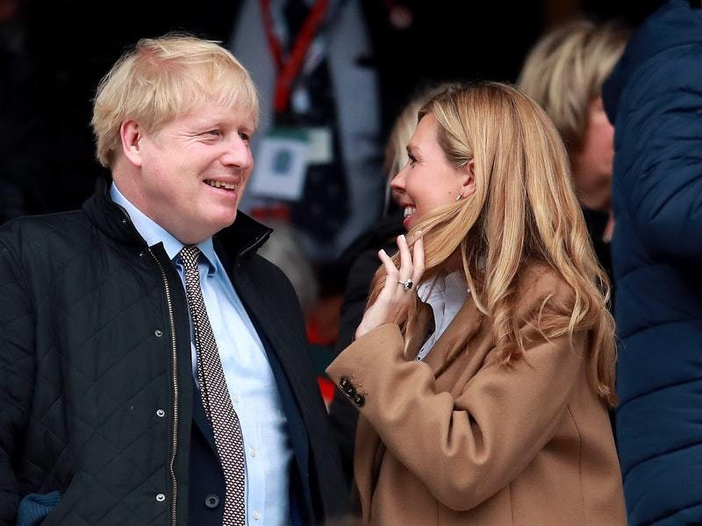 Boris Johnson's son named in tribute to his NHS intensive care doctors