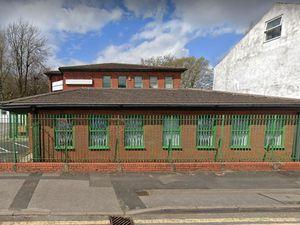 The old Pakistani Community Centre site in Corbett Street, Smethwick. Photo: Google