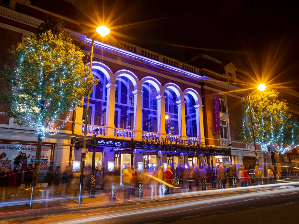 Wolverhampton Grand Theatre pledges to be plastic free