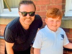 Four-and-a-half million views: Willenhall boy in Ricky Gervais comedy goes viral