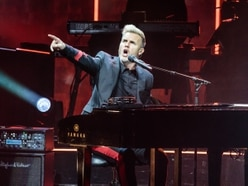 Gary Barlow, Symphony Hall, Birmingham - in pictures