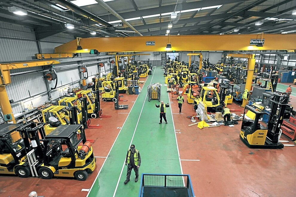 briggs equipment profits hit  sterling weakness express star