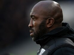 Unhappy Darren Moore admits no excuses for West Brom's poor performance at Hull