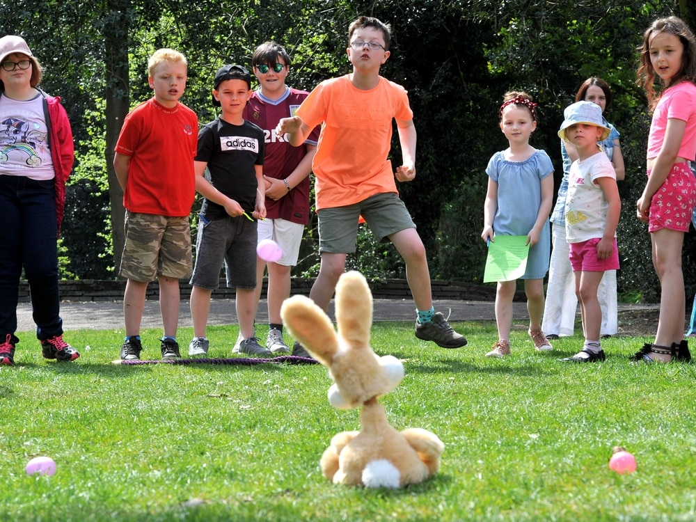 Attractions bathed in Easter sunshine on bumper weekend
