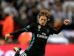 Watch Luka Modric's Real Madrid highlights