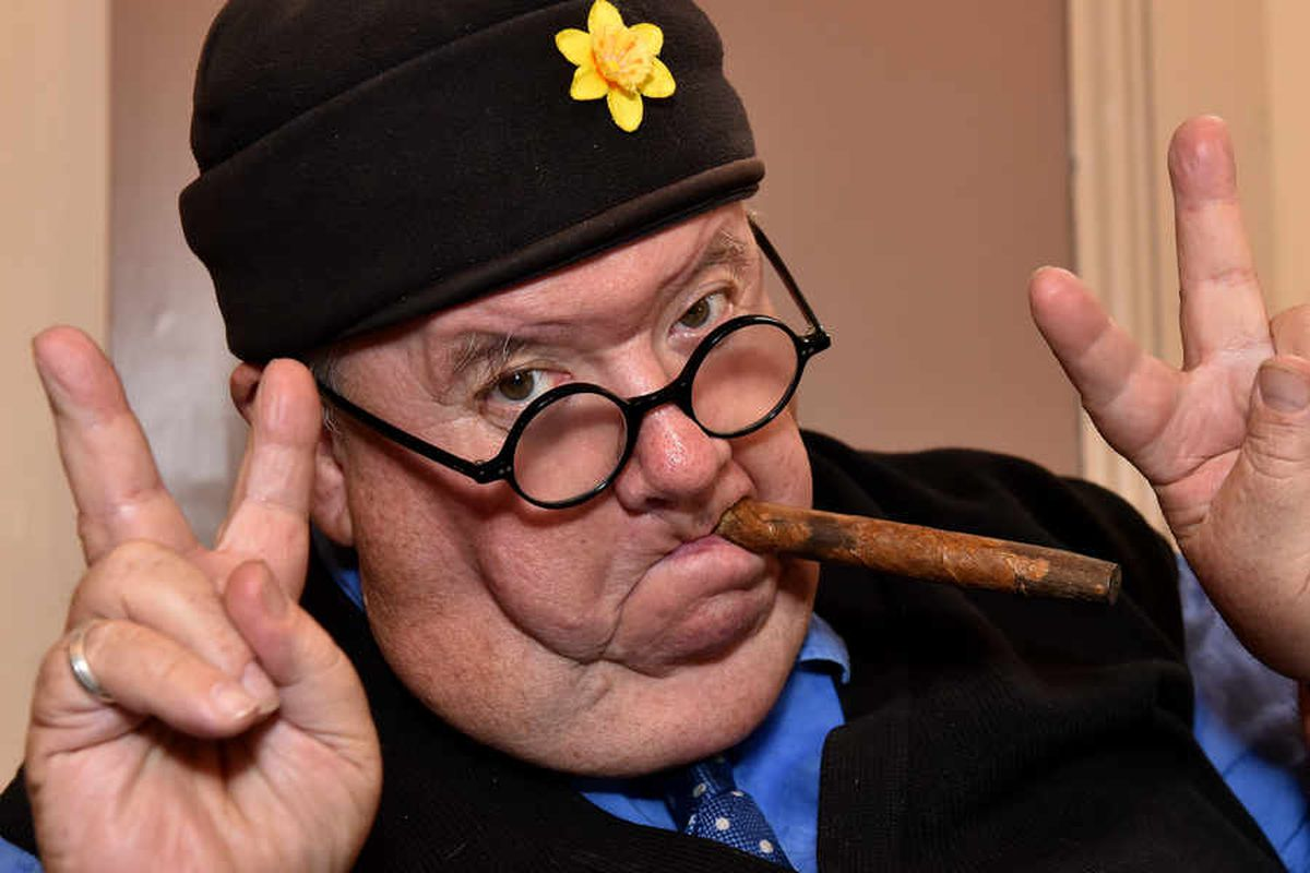 Top actor Ian McNeice to star in Black Country horror flick