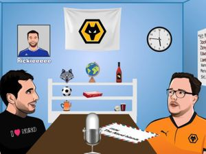 Wolves podcast with Tim Spiers and Nathan Judah