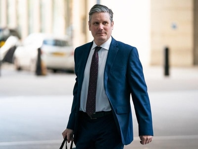 Labour leader Sir Keir Starmer to create 'balanced' shadow cabinet
