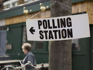 Millions of voters will go to the polls in England (Yui Mok/PA)