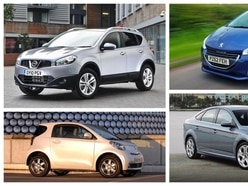 Mile-munchers: the best commuter cars for £5,000
