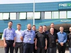 Cradley Heath firm to put in rock solid effort for Birmingham Children's Hospital Charity