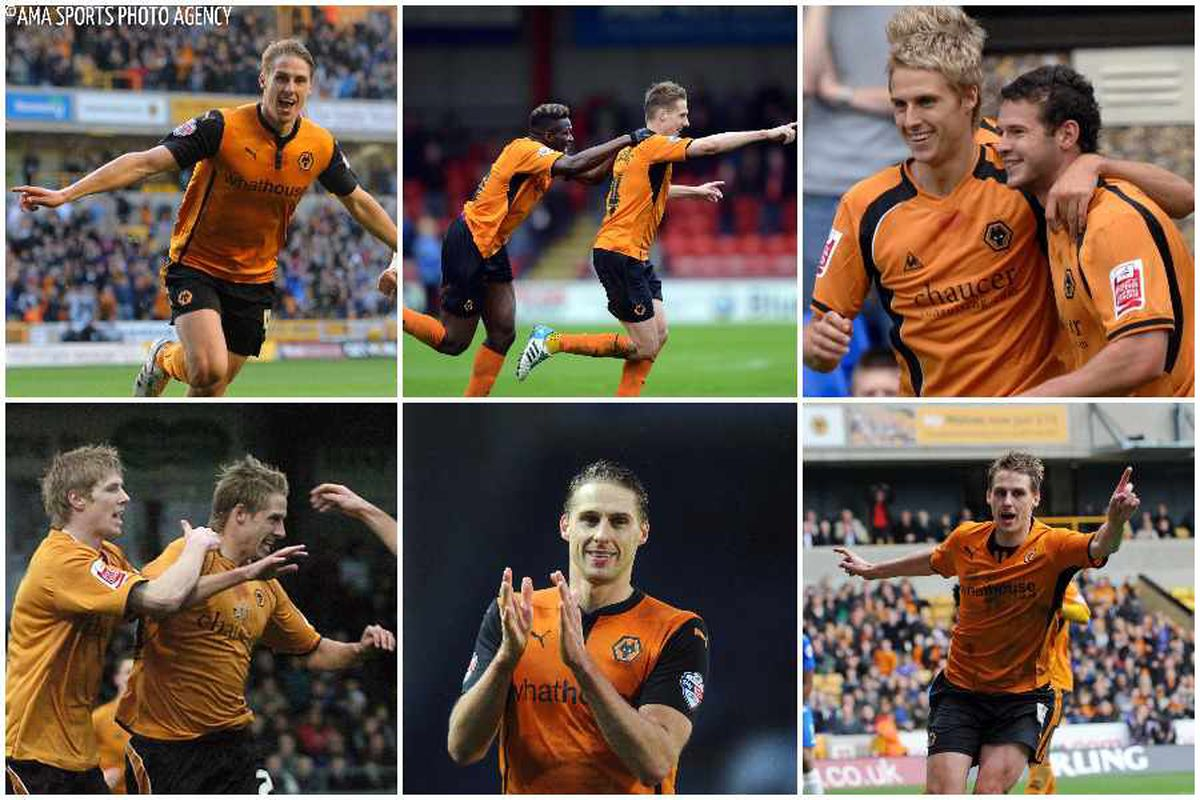 Deadly decade of Wolves' Dangerous Dave Edwards