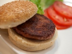Company behind lab-grown beefburger funded to sell to restaurants