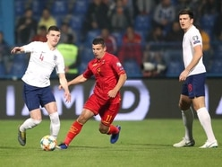 How Declan Rice fared on his first England start