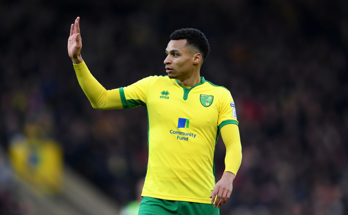 Jacob Murphy impressed for Norwich in the Championship. (AMA)