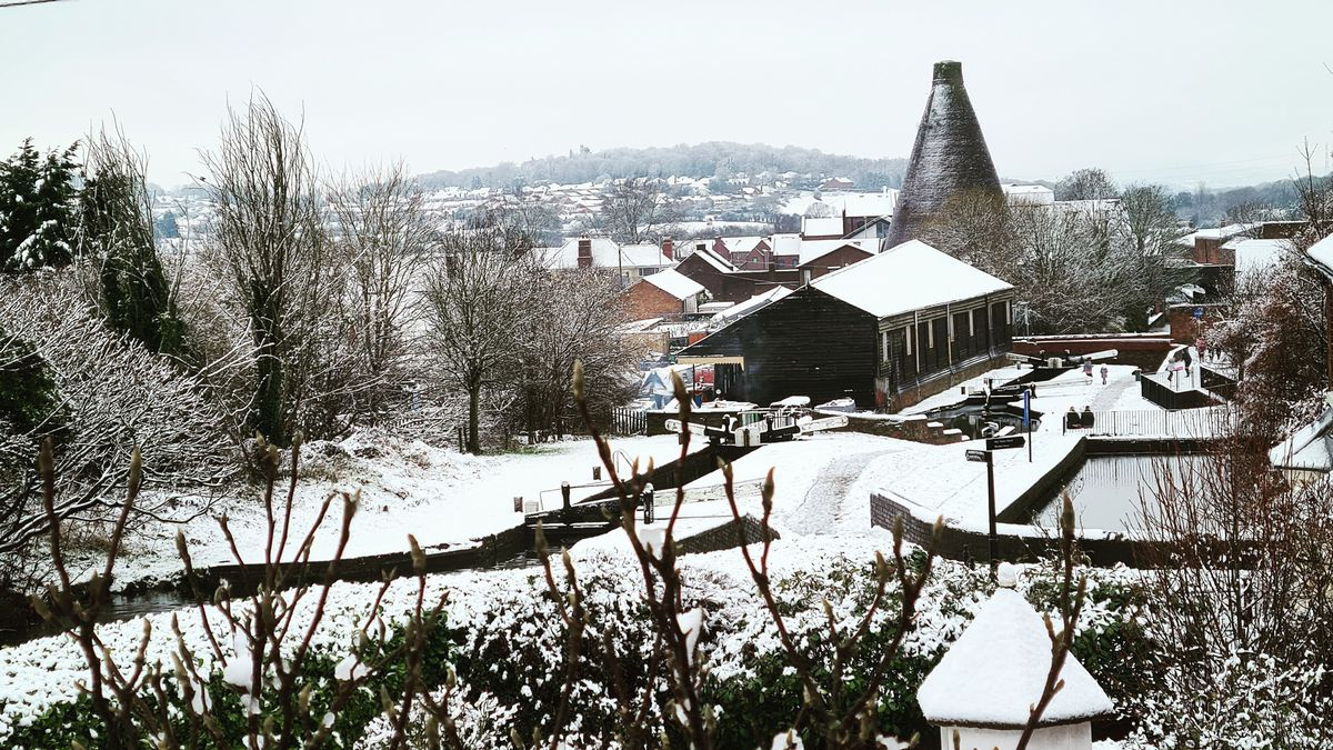 Wordsley by the Glass Cone. Pic: Catherine Wilday