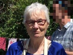 Anne James murder-accused 'tried to strangle partner'