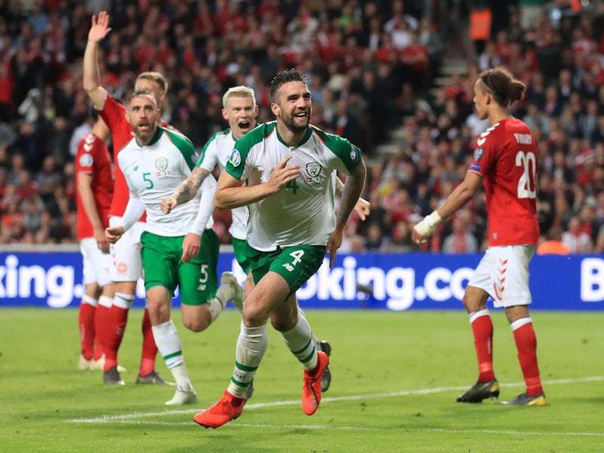 Denmark v Republic of Ireland – UEFA Euro 2020 Qualifying – Group D – Telia Parken