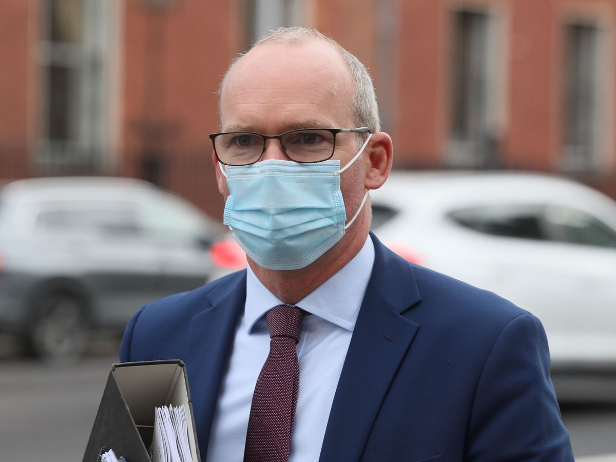 Minister for Foreign Affairs Simon Coveney
