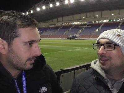 Wigan 1 West Brom 1 - Joe Masi and Nathan Judah analysis - WATCH