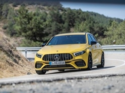 First Drive: The Mercedes-AMG A45 S arrives to shake the hot-hatch segment up