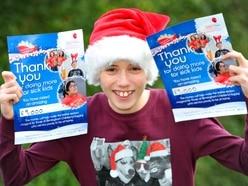 Schoolboy fundraiser Louis Johnson becomes ambassador for Birmingham Children's Hospital
