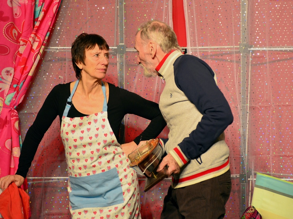 Gripping play raises awareness of domestic abuse