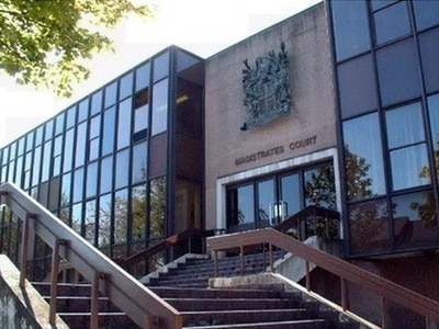 Man in court over robbery offences