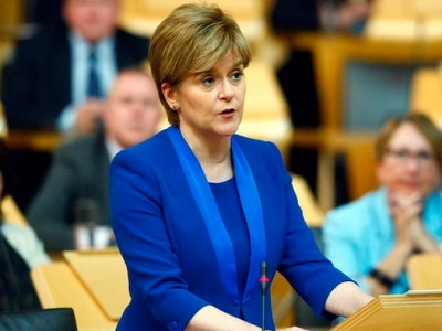 Sturgeon to make 'detailed and substantive' independence speech