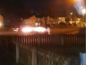 The scene of the incident. Photo: Tierni Sullivan-Shaw