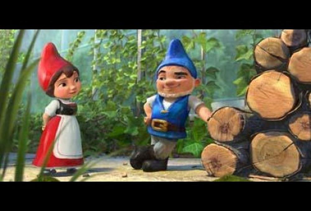 gnomeo juliet 3d express star