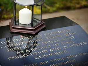 Members of the public are invited to remember the millions of victims of genocide by lighting a candle