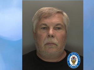Keith Chamberlain was jailed for six years and five months at Wolverhampton Crown Court. Photo: West Midlands Police